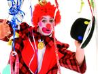 同趣大调查20131214期:小丑的妆容有什么区别吗?