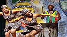 《智勇大冲关》7月7日预告 非洲黑美人狂野冲关