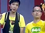 宋祖英音乐会魔术顾问表演《感应扑克牌》魔术
