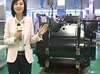 世界最大输出功率内燃机交流传动牵引电机在株洲下线