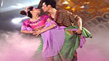 舞动奇迹第三季:麦迪娜、茅子俊《香妃传奇》