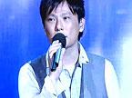 张信哲现场演唱《初》专辑新歌《冷太阳》