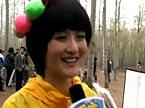电影《大玩家》北京首映 谢娜拍戏笑场不断