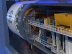 南湖路隧道第二台盾构机下井开工