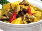 海南美食――海南咖哩鸡