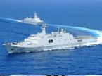 菲律宾抗议中国军舰进入南沙群岛仁爱礁