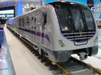 南车株机广州基地首列新造地铁车辆成功下线
