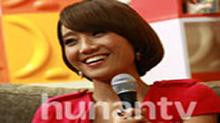 金鹰访谈20121125期:朱丹不与谢娜争一姐
