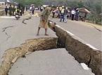 直击缅甸强震 造成至少74人死亡